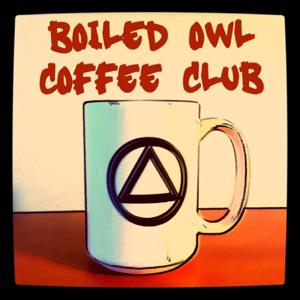 Boiled Owl Coffee Club logo